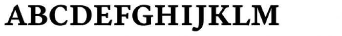 NCT Granite SC Semi Bold Font LOWERCASE