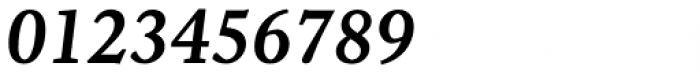 NCT Granite Semibold Italic Font OTHER CHARS