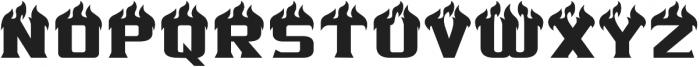 NEROKA otf (400) Font LOWERCASE