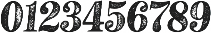 Neato Serif Rough otf (400) Font OTHER CHARS