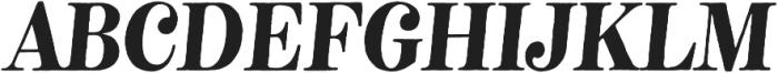 Neato Serif otf (400) Font UPPERCASE