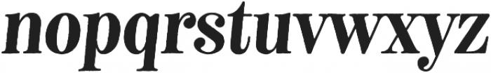 Neato Serif otf (400) Font LOWERCASE