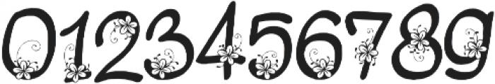Nebulo otf (400) Font OTHER CHARS
