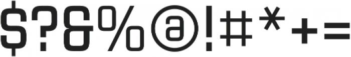 Necia Bold Regular otf (700) Font OTHER CHARS