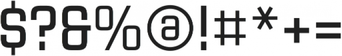 Necia Bold Unicase Regular otf (700) Font OTHER CHARS