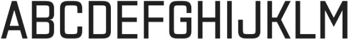 Necia Bold Unicase Regular otf (700) Font UPPERCASE