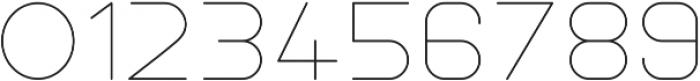 Nectar Regular otf (400) Font OTHER CHARS