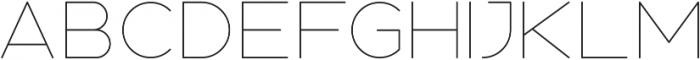 Nectar Regular otf (400) Font LOWERCASE