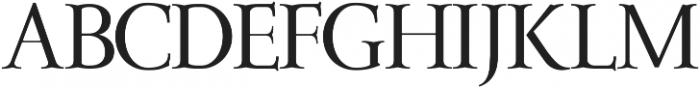 NectarAndFlor Regular ttf (400) Font LOWERCASE