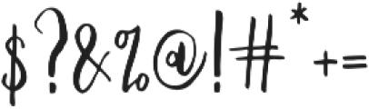 Nefalin ttf (400) Font OTHER CHARS