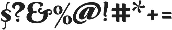 Neftali Pro ExtraBold otf (700) Font OTHER CHARS