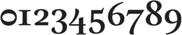 Neftali Pro otf (400) Font OTHER CHARS
