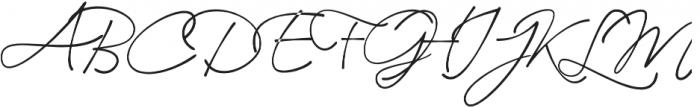 Neira two otf (400) Font UPPERCASE