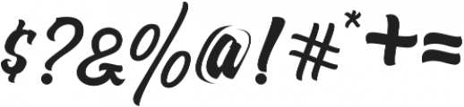 Nelda ttf (400) Font OTHER CHARS