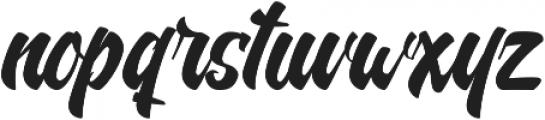 Nelda ttf (400) Font LOWERCASE
