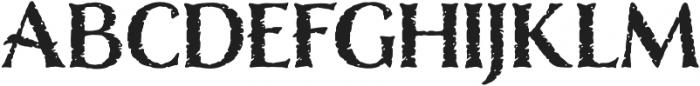 Nelson Bold otf (700) Font UPPERCASE