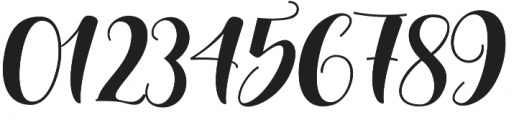 Nelvita Script otf (400) Font OTHER CHARS