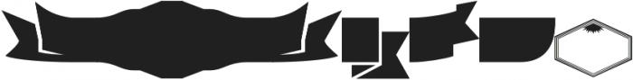 Nemocon Containers otf (400) Font LOWERCASE