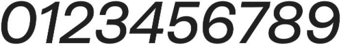 Neogrotesk Ess Alt Regular It otf (400) Font OTHER CHARS