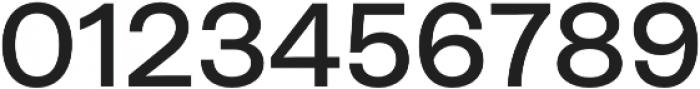 Neogrotesk Ess otf (400) Font OTHER CHARS