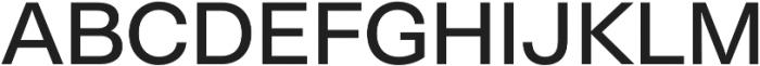 Neogrotesk SC otf (400) Font UPPERCASE