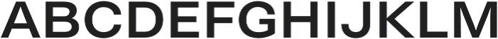 Neogrotesk SC otf (400) Font LOWERCASE