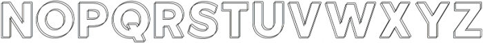 Neon Double otf (400) Font LOWERCASE