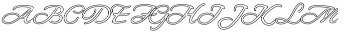 NeonDerthawROB otf (400) Font UPPERCASE