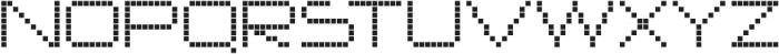 Nerdropol Lattice otf (400) Font UPPERCASE