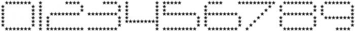 Nerdropol Star otf (400) Font OTHER CHARS