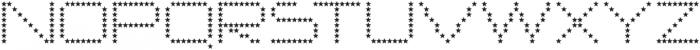 Nerdropol Star otf (400) Font UPPERCASE
