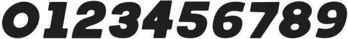 Neretto Sans Oblique Round otf (400) Font OTHER CHARS