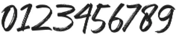 Nervous otf (400) Font OTHER CHARS
