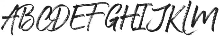 Nervous otf (400) Font UPPERCASE