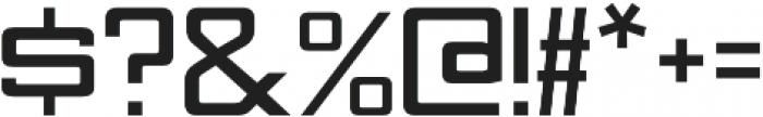 Nesobrite Black otf (900) Font OTHER CHARS