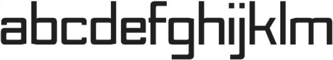 Nesobrite Black otf (900) Font LOWERCASE