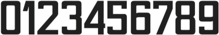 Nesobrite Semi-Condensed Black otf (900) Font OTHER CHARS