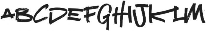 Network Regular ttf (400) Font LOWERCASE