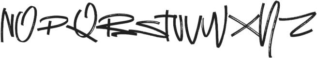 NetworkAlt Regular ttf (400) Font UPPERCASE
