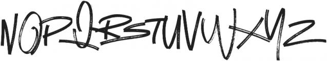 NetworkBalt ttf (400) Font UPPERCASE