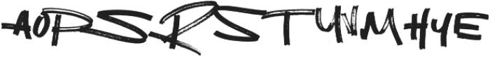NetworkCalt otf (400) Font UPPERCASE