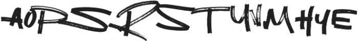 NetworkCalt ttf (400) Font UPPERCASE