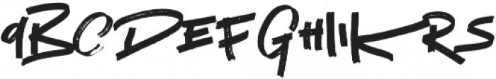 NetworkCalt ttf (400) Font LOWERCASE