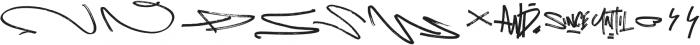 NetworkSwash otf (400) Font LOWERCASE