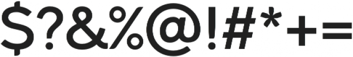 Neue Alte Grotesk Medium otf (500) Font OTHER CHARS