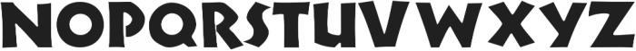 Neuerland Medium otf (500) Font LOWERCASE