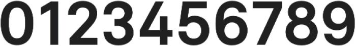 Neufile Grotesk SemiBold otf (600) Font OTHER CHARS