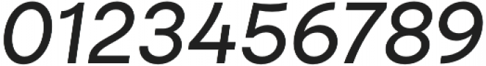 Neulis Alt Italic otf (400) Font OTHER CHARS