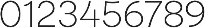 Neulis ExtraLight otf (200) Font OTHER CHARS