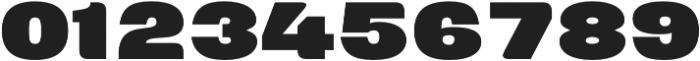 Neultica 4F Alt Black otf (900) Font OTHER CHARS